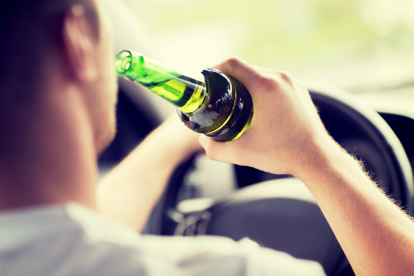 What Happens When You're Caught Drinking and Driving?