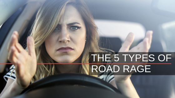 The 5 Types of Road Rage & How to Control Each