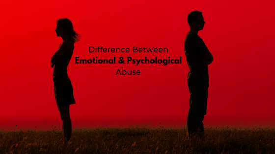 The Difference Between Emotional and Psychological Abuse
