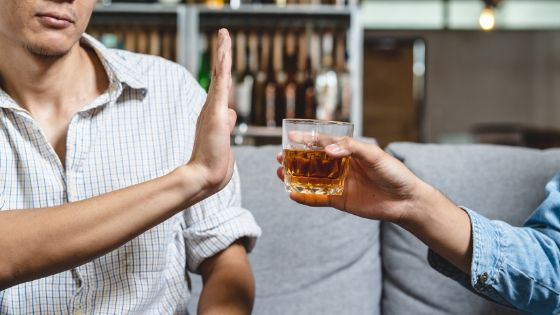 Tips for Staying Sober During Parties